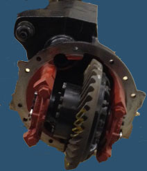 rear differential and transmission services
